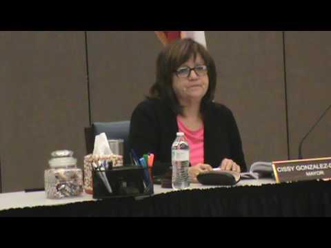 Floresville City Council workshop 5/16/17, 2/3 (WCN) Floresville, TX