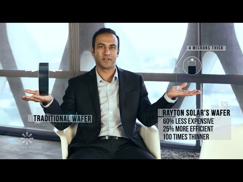Rayton Solar Equity Crowdfunding Video - Branded Video Production Los Angeles
