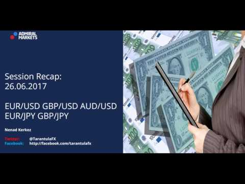 Wednesday's Live Trading Session with Nenad (June 28, 2017)
