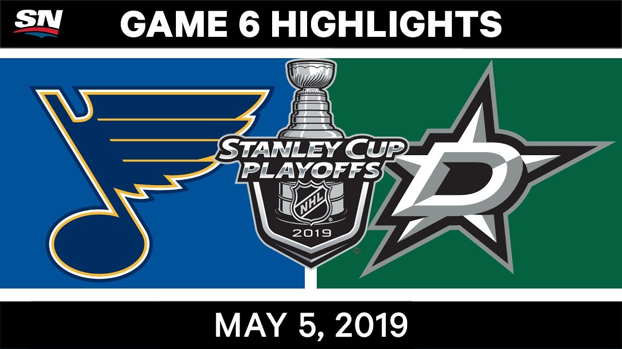 Stars vs Blues 2019 Stanley Cup Playoffs Odds & Game 7 Prediction
