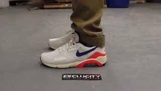Nike Air Max 180 On Feet