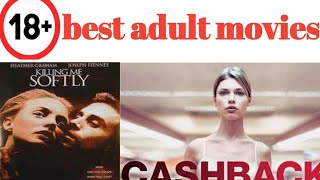 """TOP 5 18+ HOLLYWOOD MOVIES. DON""""T WATCH WITH YOUR PARENTS"""