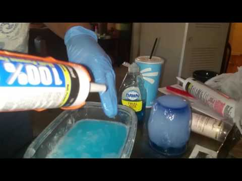 How to make a silicone mold on a budget with local materials