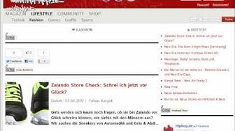 Gewinnspiel: Zalando Gutscheine im Wert von 100€