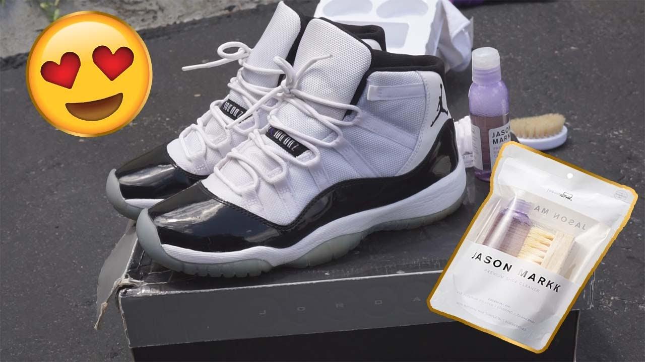 Jason Markk Shoe Cleaner on Jordan
