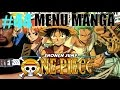 ONE PIECE - MENU MANGA #44