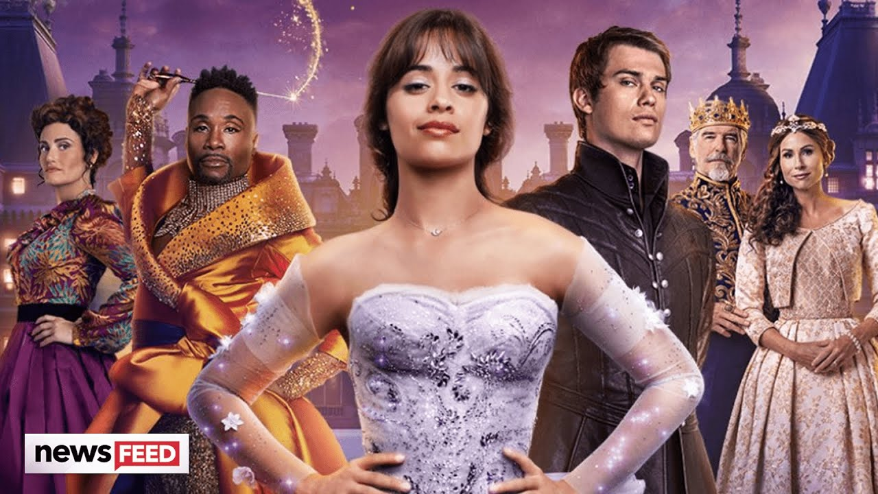 Camila Cabello Is Her OWN Prince Charming In 'Cinderella' Trailer!