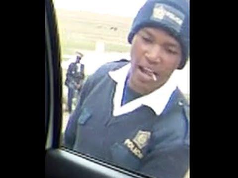 Lesotho Police Corruption