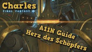 #100 FFXIV - Alexander: Herz des Schöpfers / A11 N (deutscher/german Raid-Guide)
