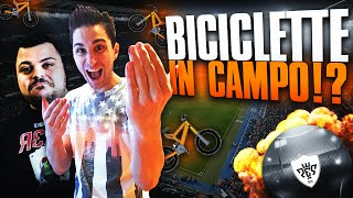 ANIMA VS J0K3R - BICICLETTE IN CAMPO?!