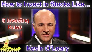 Kevin O'Leary - Stock Market Investing Tips 101 (Simple Investing Process Tips )