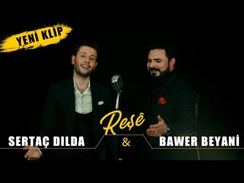 Sertaç Dılda & Bawer Beyani - Reşe Ez Brindar mame (Yeni new klip) 4K