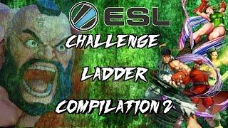 ESL Street Fighter V Ladder Compilation #2