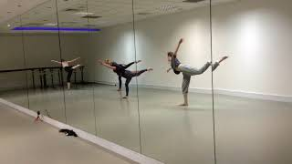 What about us - Pink Dance Cover. Rosie Hynes Choreography