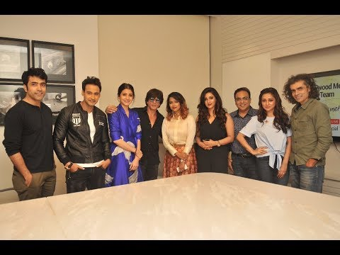 SRK Anushka Sharma & Imtiaz Ali's Round Table Interview With Tollywood Artists | FULL