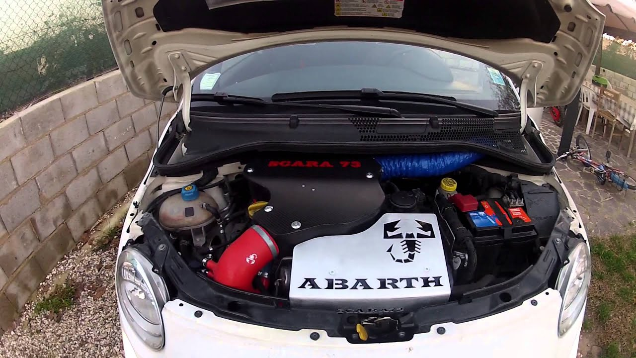 Airbox 500 Abarth By Scara73 Mov Youtube