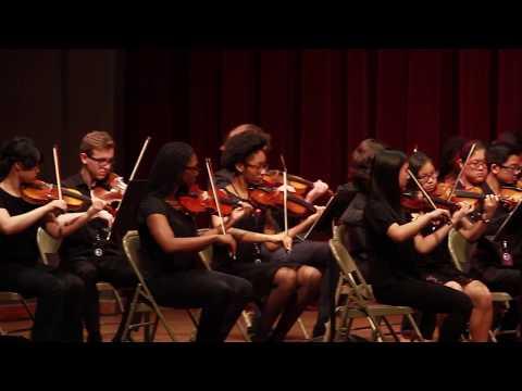 2017 Brooklyn Borough Arts Festival | Brooklyn Technical High School Orchestra