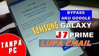Bypass Akun Google Samsung Galaxy J7 Prime (Tanpa PC)