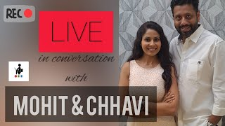 Meet the founders of SIT- Mohit and Chhavi