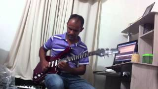 ritchie kotzen style backing track am7,by sidney mayer