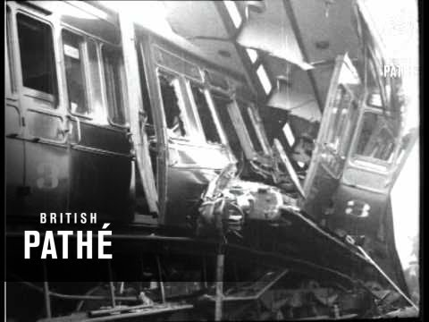 Express Train Disaster (1927)