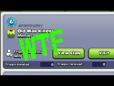 A Invisible Name Player Glitch Hacks/Clash With King