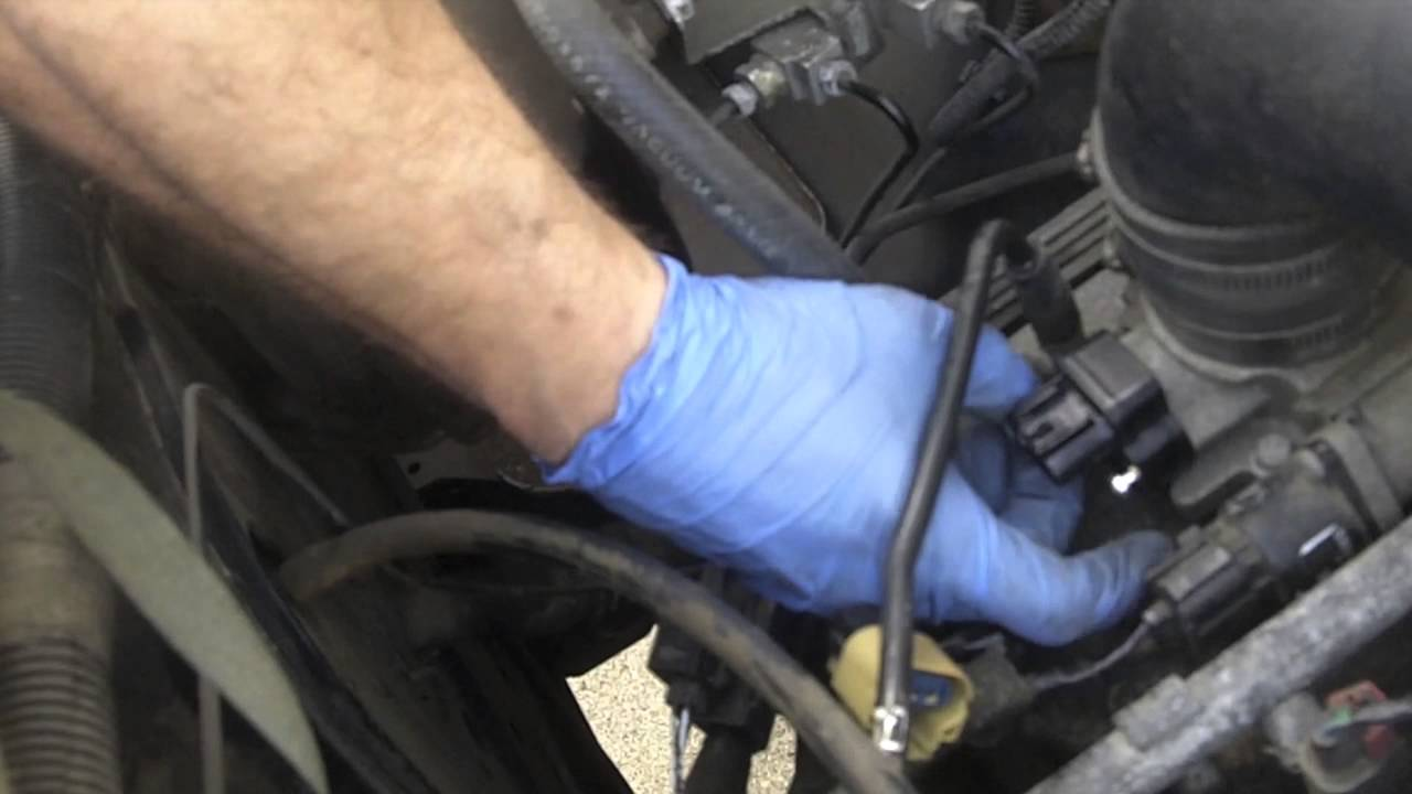 Jeep Wrangler Tps Repair