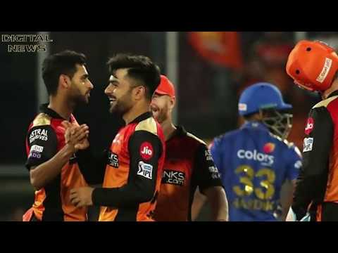 MI Vs SRH FULL HIGHLIGHTS, IPL 2019 Match 19