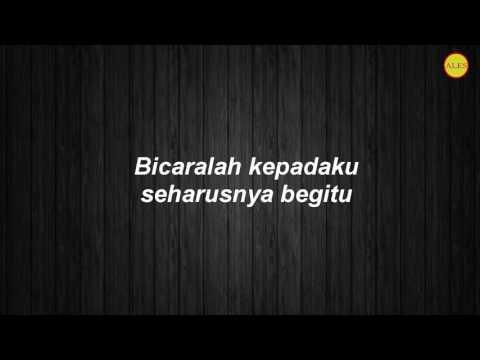 Bicaralah sayang | video lirik