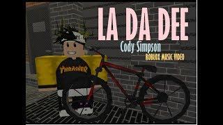 La Da Dee By Cody Simpson (ROBLOX MUSIC VIDEO) *Remake*
