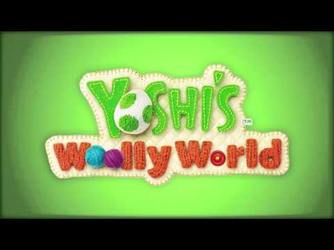 Fluffy Snow, Here We Go! (Overground) - Yoshi's Woolly World (OST)