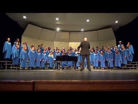 Lakeridge High School A Cappella Choir 02/28/18