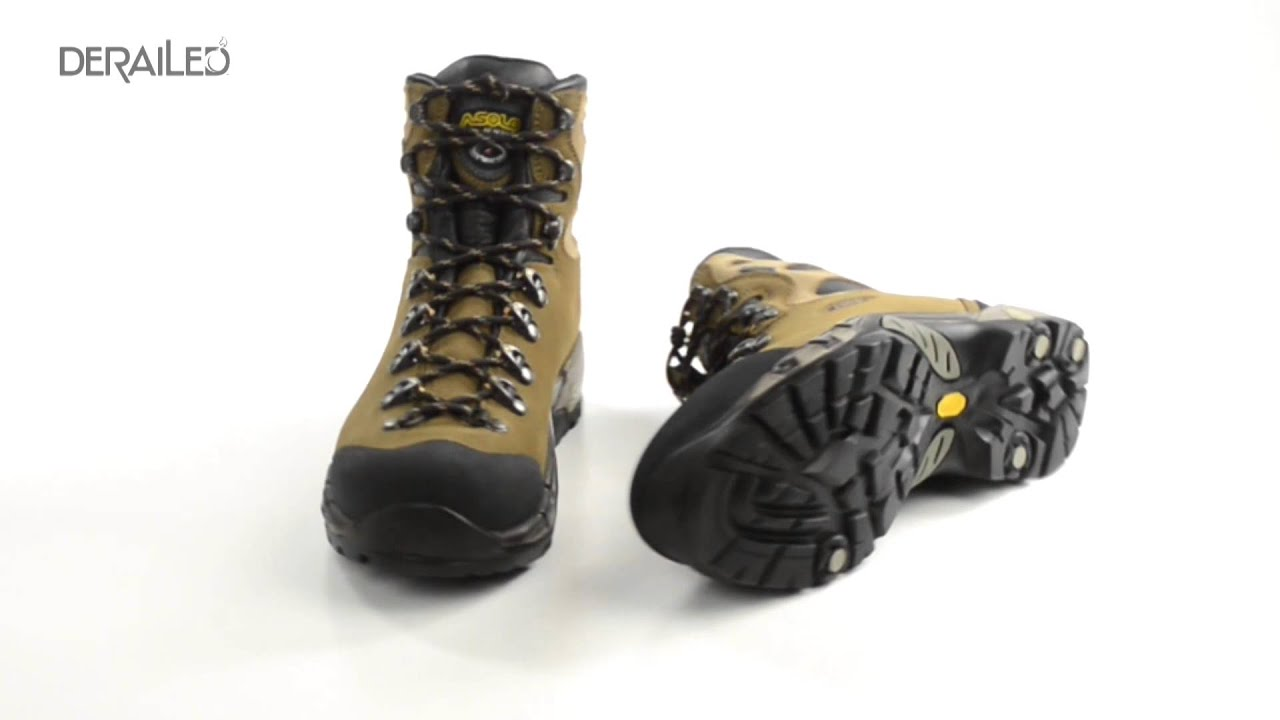 3e65dde2b18 Asolo Power Matic 100 GV Gore-Tex® Backpacking Boots - Waterproof (For Men)