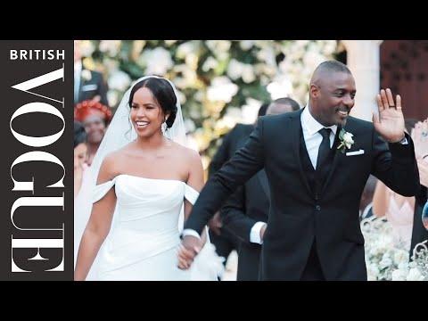 Inside Sabrina And Idris Elba's Morocco Wedding | British Vogue