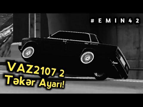 Car Parking Multiplayer Vaz 2107 2 Teker Ayarı ! - Car Parking 2 Teker Ayarı