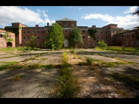 MORUGUE FOUND!!!Lost In Time: Episode 2 Glenn Dale Hospital