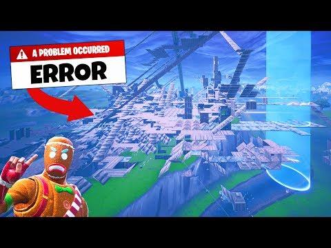 we built until the server crashed..