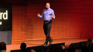 Can Football Change The World?:  David Shaw at TEDxStanford