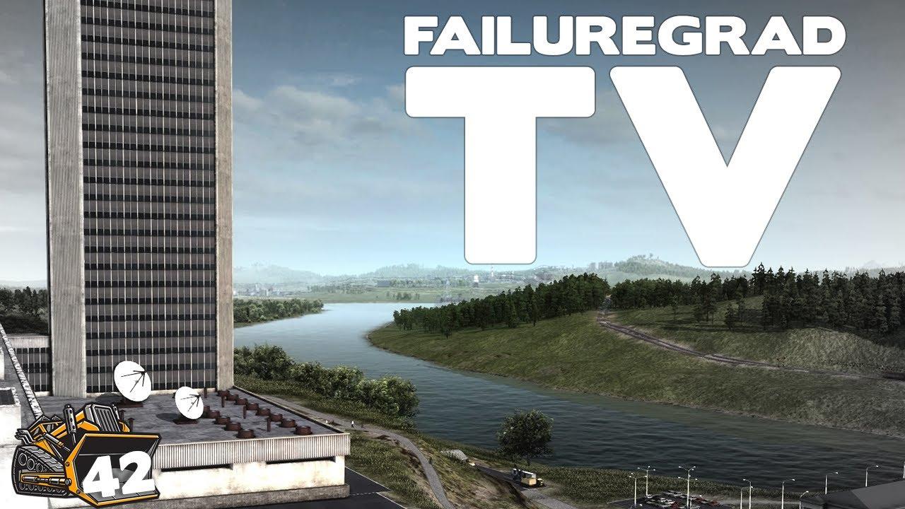 The World of Pain that is Failuregrad TV   Soviet Republic episode 42