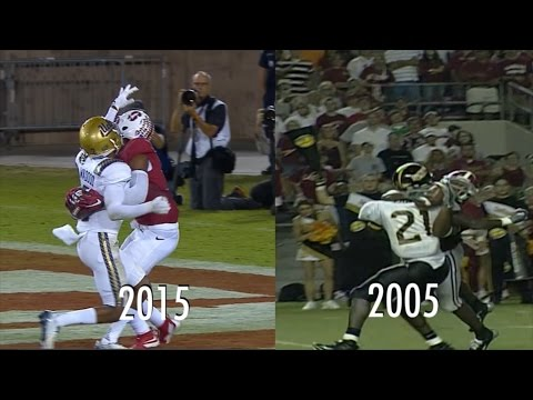 Francis Owusu vs Tyrone Prothro: Which Catch Is Better? | CampusInsiders
