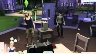 Let`s play\\The Sims 4 #003 Заработаем деньги