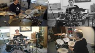 One Way Out, Allman Brothers drum cover