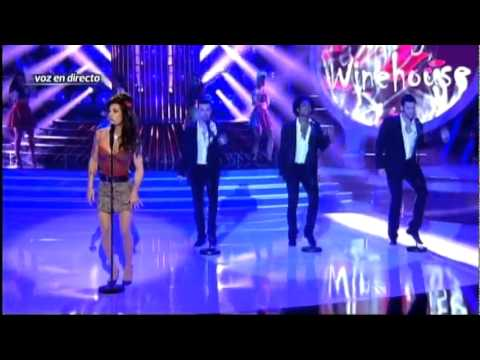 AMY WINEHOUSE - Tu cara me suena - Julio Iglesias Jr. imita a la británica Amy Winehouse