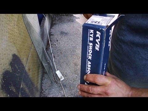 Амортизатор передний газомасляный для УАЗ PATRIOT, код 23102 .