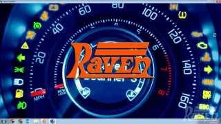 Novo Scanner 3 Raven - Hyundai Sonata