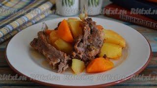 Как приготовить баранину в духовке: видео-рецепт/ How to cook the lamb in the oven
