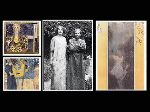 Women In The Art Of Gustav Klimt 1 Of 2