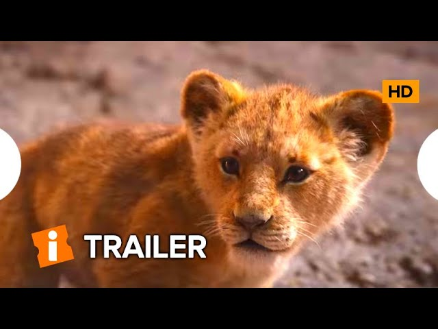 O Rei Leão   Trailer Legendado