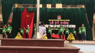 Bố Ơi Mình Đi Đâu thế! A1k53 THPT Thái Ninh!!
