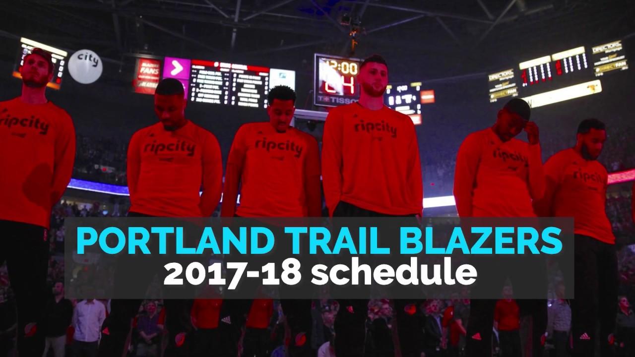 Portland trail blazers snapchat